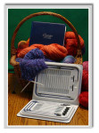 Denise Interchangeable Knitting Needle Kit Blue Case