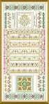 Dinky-Dyes Châtelaine Designs CHAT067 Heritage Sampler