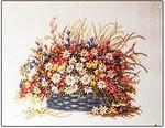 Flower Basket Permin Graphs