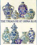 China Blue Permin Graphs