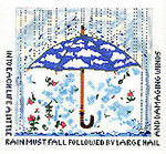 SWB126 Rain Must Fall 7.5X7.5 18 Mesh Cooper Oaks Designs