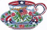 SWB106 America Cup 4.5X6.5 18 Mesh Cooper Oaks Designs