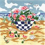 SWB127 Beach Bowl 6.5X6.5 18 Mesh Cooper Oaks Designs