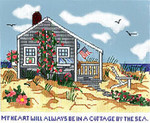 SWB101 Cottage By the Sea 8X10 18 Mesh Cooper Oaks Designs
