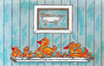 SWB164 Bathtime 18 5X8 18 Mesh Cooper Oaks Designs