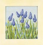 Blue Flowers Permin Graphs