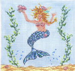 SWB1033 Mermaid 8X8 18 Mesh Cooper Oaks Designs