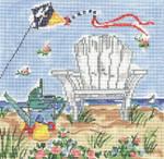 SWB171 Summer Chair 6.5X6.5 18 Mesh Cooper Oaks Designs
