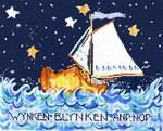 SWB122 Wynken, Blyken & Nod 8X10 18 Mesh Cooper Oaks Designs