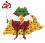 JC212 Super Toad Prince 5X5.5 13 Mesh Cooper Oaks Designs