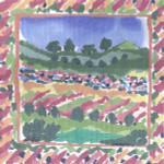 SVG637 Landscape 1 14X14 13 Mesh Cooper Oaks Designsn
