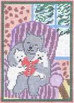 SVG638 Bedtime Story 5X7 13 Mesh Cooper Oaks Designsn