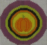 451L NeedleDeeva 18 Mesh 3x3 Halloween Whirlygig