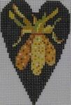 563C NeedleDeeva 18 Mesh 2.25X3.5 Corn Heart