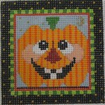 461T NeedleDeeva 18 Mesh 3x3 Horace Pumpkin