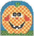 418 NeedleDeeva 3x3 18 Mesh Marvin Pumpkin