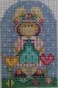 603D NeedleDeeva 2x3 18 Mesh Cleo Cottontail
