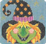 426 NeedleDeeva 3x3 18 Mesh Lucinda Bitchy Witchy