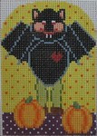 409 NeedleDeeva 2.5 x 3.75 18 Mesh Vampira Batty