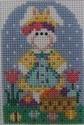 603J NeedleDeeva 2x3 18 Mesh Elise Bunny