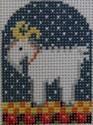 1350N NeedleDeeva 1.75 x 2.5 18 Mesh Gaspar the Goat