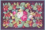 Roses & Fuchsia Permin Graphs