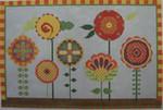 337 NeedleDeeva 16.5 x 11 13 Mesh Deeva's Garden 2