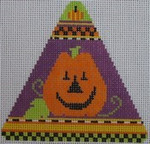 432B NeedleDeeva 5x5 Pumpkin Face Creep 2013