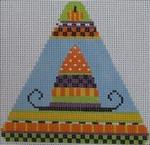 432H NeedleDeeva 5x5 18 Mesh Witchy Hat Creep 2013