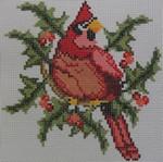 1324 NeedleDeeva 4 x 4 18 Mesh Cardinal