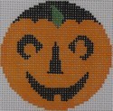 435F NeedleDeeva 2.66 x 2.66 18 Mesh Wide-eye Pumpkinface