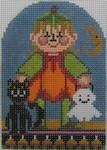 465K NeedleDeeva 4x2.75 18 Mesh Pumpkin Kid Chip