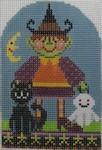 465D NeedleDeeva 4x2.75 18 Mesh Christa the Witch