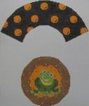 471F NeedleDeeva 18 Mesh Frog Cupcake