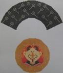 471B NeedleDeeva Devil Cupcake Canvas