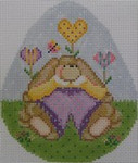 602B NeedleDeeva 3.8 x 4.5 18 Mesh Benjamin Bunny