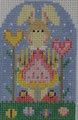603B NeedleDeeva 2x3 18 Mesh Belinda Bunny
