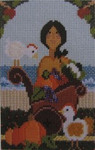 561E NeedleDeeva 3.17x5 18 Mesh Mother Wampanoag