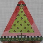 1370B NeedleDeeva 4.5 x 4.5 18 Mesh Norfolk Island Pine