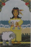 561F NeedleDeeva 3.17x5 18 Mesh Prince Wampanoag