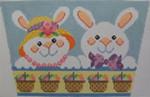 605A NeedleDeeva 5x7 18 Mesh Bunny Basket Front