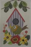 562C NeedleDeeva 4.5 x 6.75 18 Mesh Summer Birdhouse