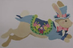 611 NeedleDeeva 10.5 x 7 18 Mesh Boy Bunny