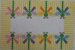 903 NeedleDeeva 7 x 11.5 13 Mesh Dragon Flies