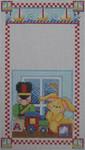1203 NeedleDeeva 4 x 7.5 18 Mesh Boys Toys