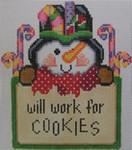 1329 NeedleDeeva 4.5 x 5 18 Mesh Will Work for Cookies