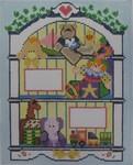 1207 NeedleDeeva 8 x 10 13 Mesh Toy Cabinet