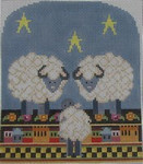 1358L NeedleDeeva 3.5 x 5 18 Mesh Three Sheep