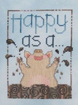 Moon-Lite: Happy As A Pig In... Waxing Moon Designs YT