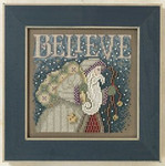 MH141304 Mill Hill Buttons And Bead Kit Believe (2011)